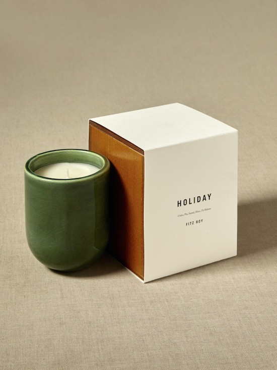 Fitz Roy candle